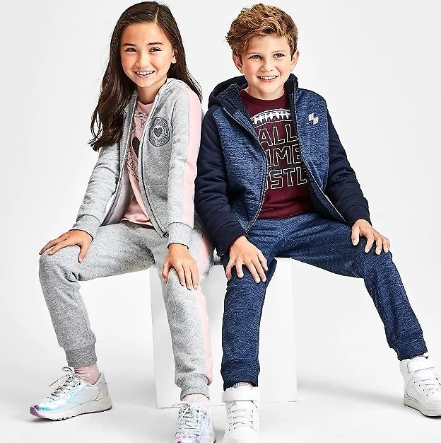 Up to 50% Off Kids Activewear