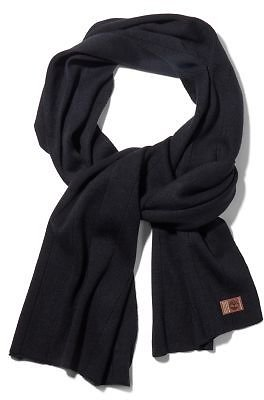 TIMBERLAND | Men's Heathered Ribbed Scarf