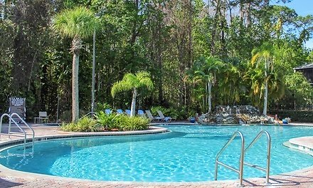 Stay At Parkway International Resort in Kissimmee, FL.