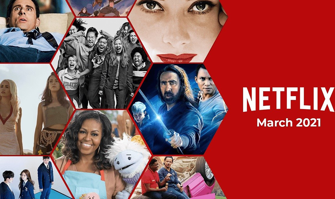 What's Coming to Netflix in March 2021?