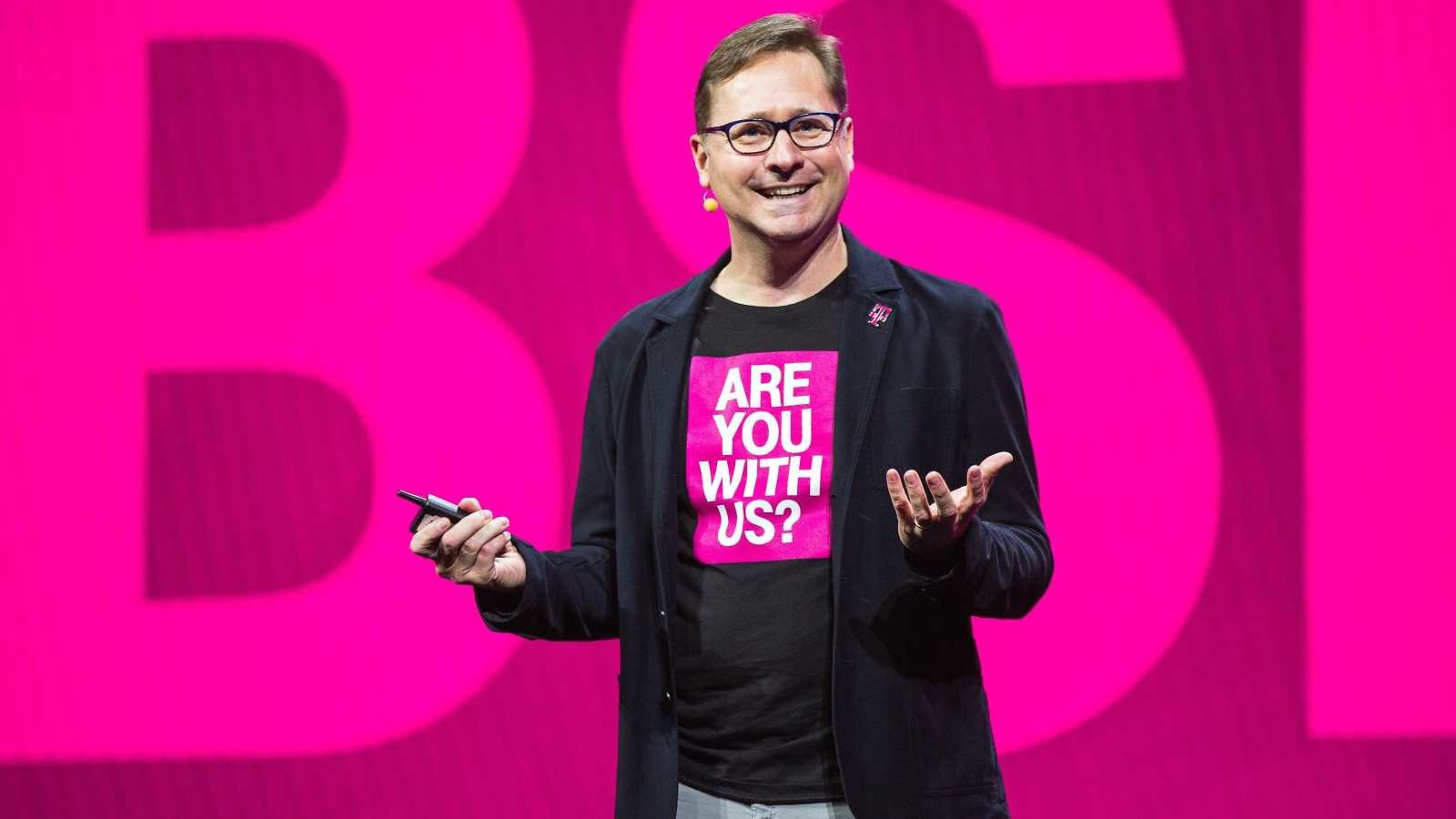 T-Mobile Extends New Lower-priced 5G Unlimited Wireless Smartphone Plan to Those 55 and Older
