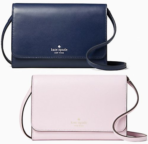 Kerri Small Flap Wallet On a String (6 Colors)