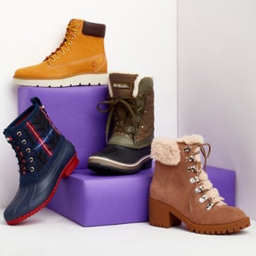 Up To 80% Off Women's Snow Boots & More