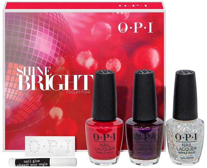 75% Off OPI Holiday '20 Nail Lacquer Trio W/GWP