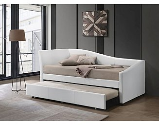 Jedda Twin Daybed with Trundle - Macy's