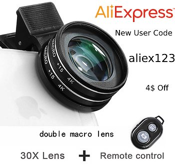 Last Day! Start from $4.06 On Professional Photography Phone Camera Lens