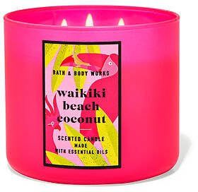 $10 Off 3-Wick Candles Starts Now