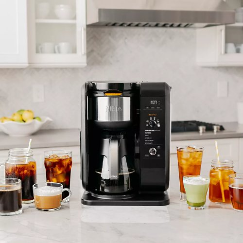 Ninja Hot and Cold Brewed System + $20 Kohl's Cash