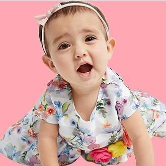 40-50% Off Baby & Toddler Sale + Extra 25%-30% Off - JCPenney
