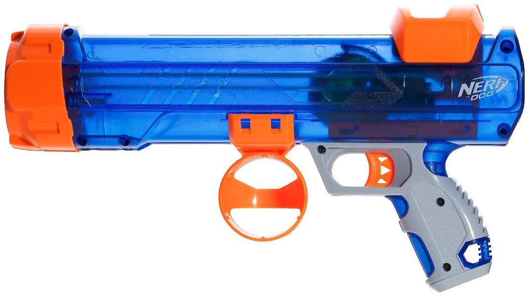 Nerf Dog Tennis Ball Blaster with 3 Reload, Medium | Petco