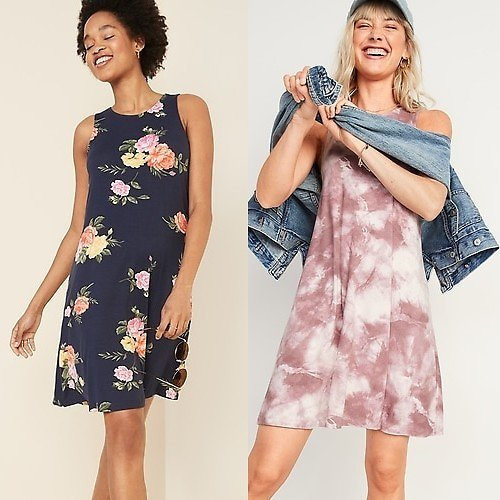 Today Only! $12 Adult Dresses (Mult. Styles)