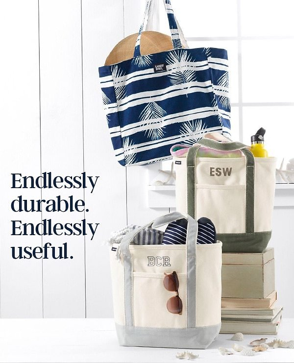 FREE Shipping + Up to 40% Off Your Order - Land's End