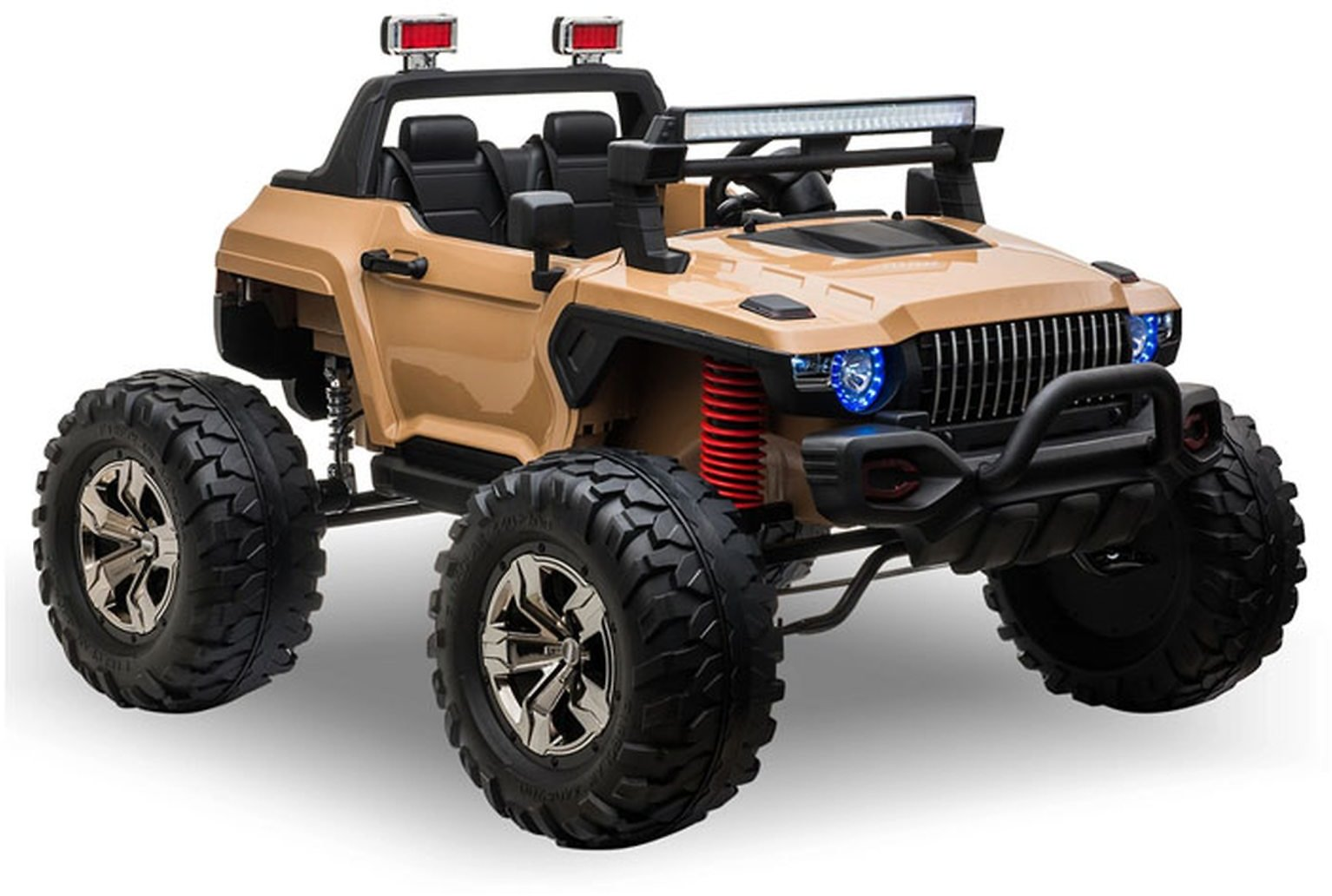 12V Electric Kids Off-Road SUV with Remote Control