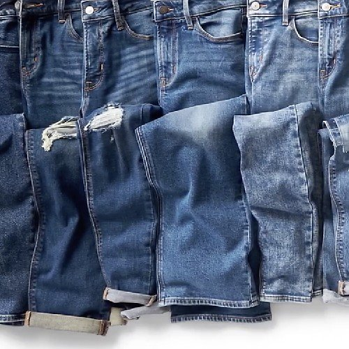 $12 Jeans (Multiple Options)