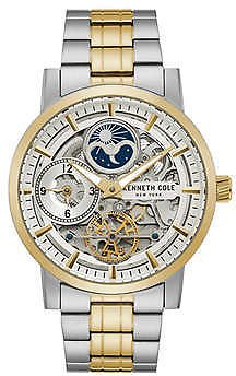 Kenneth Cole New York Two-Tone Stainless Steel Men's Watch