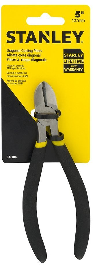 Stanley Diagonal Cutting Pliers 5