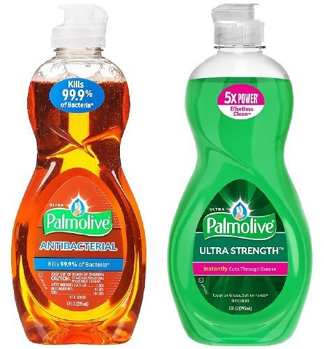 Palmolive Dish Liquid Soap (7 Options)