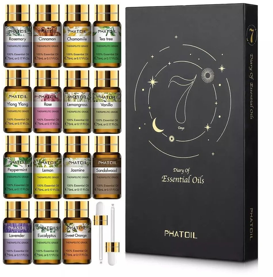 44% Off + $4 Off W/ Code Aliex123 On Pure Essential Oils