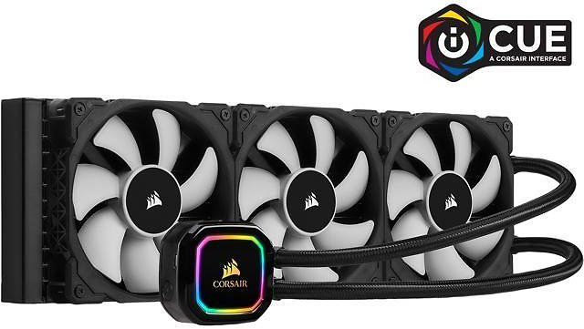 CORSAIR ICUE H150i RGB Pro XT, Liquid CPU Cooler - Newegg.com