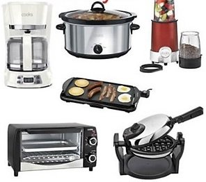 Up to 60% Off Kitchen Appliances + Extra 25% Off