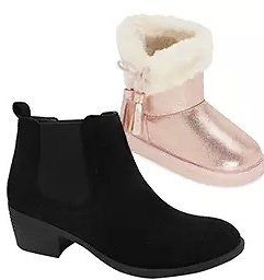 JCPenny Up to 85% Off Women Boots/ Clearance Sale