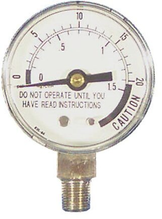 Presto Pressure Canner Steam Gauge