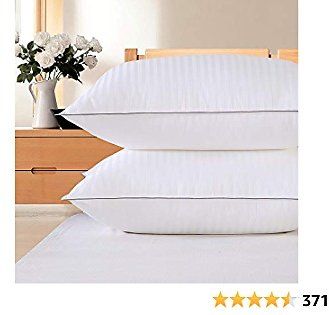 IMISSYOU Pillows for Sleeping 2 Pack