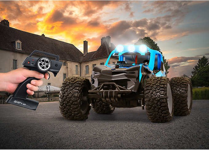 Power Craze Shift 24 Mini RC, (Blue Or Red)