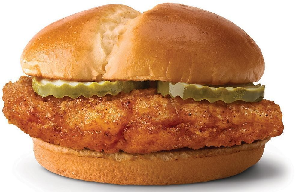You Can Try McDonald's' New Crispy Chicken Sandwich For Free All This Week