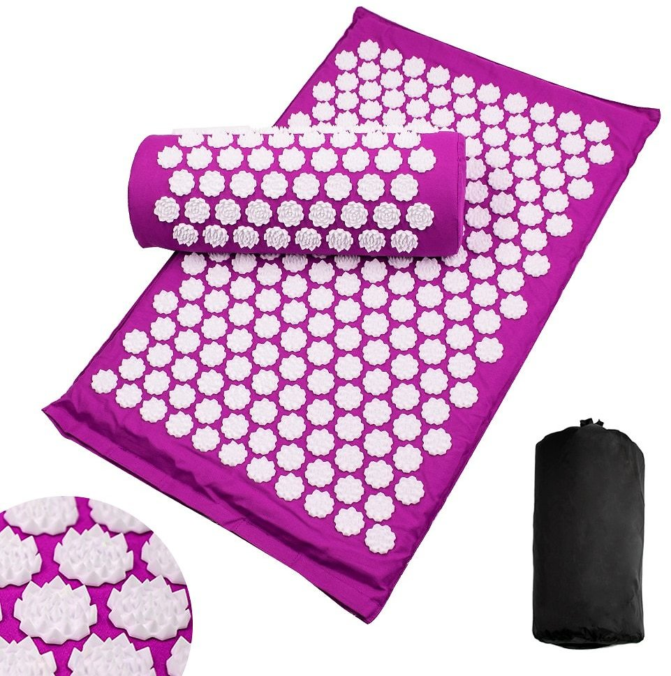 $18.32 Now! Massage Yoga Mat with Bag