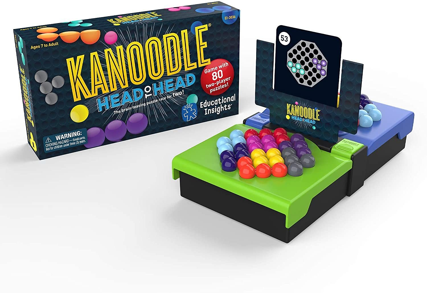 Kanoodle Head-to-Head Puzzle Game