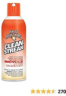 White Lightning Clean Streak