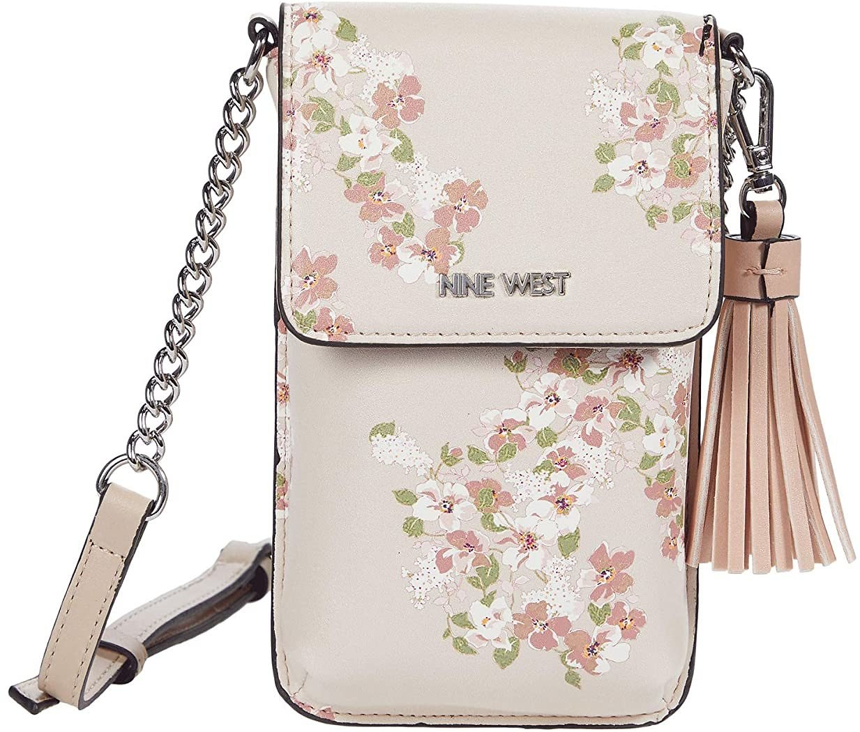 Springy Mini Phone Crossbody