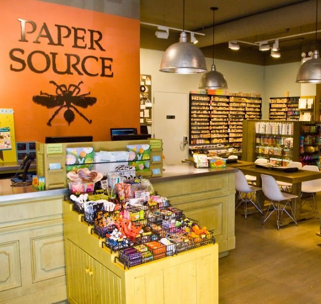 Paper Source Retail Chain Files for Bankruptcy