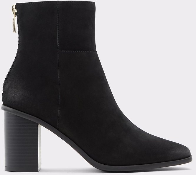 Ormosia Black Women's Square Toe Shoes | ALDO US