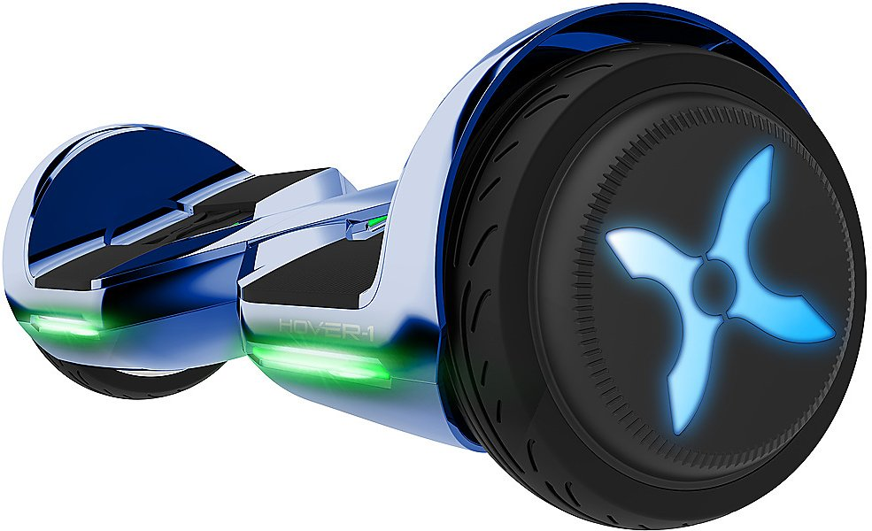 Hover-1 Dream Electric Self-Balancing Scooter W/6 Mi Max Operating Range & 7 Mph Blue H1-DRM-BLU