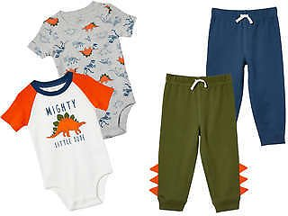Carter's Kids' 4-piece Set (4 Options)