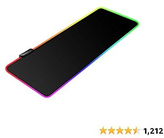 BZseed RGB Gaming Mouse Pad X Large (31.5