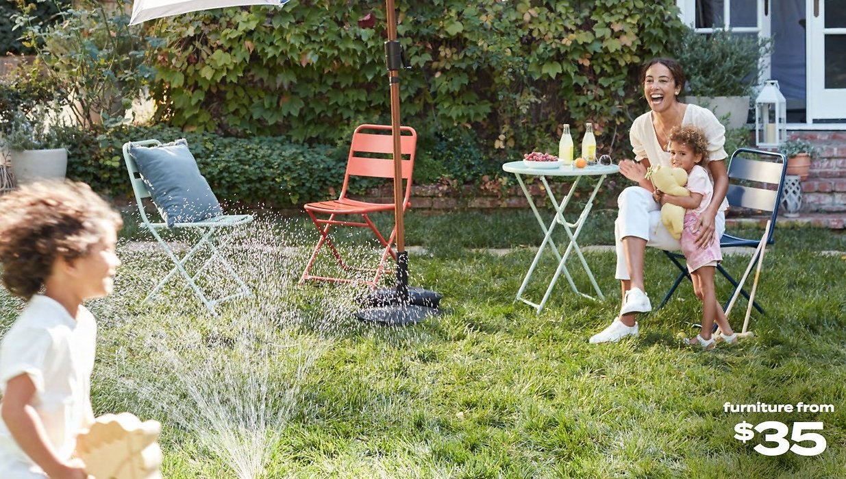 Outdoor Decor & Furniture from $35 - Bed Bath & Beyond