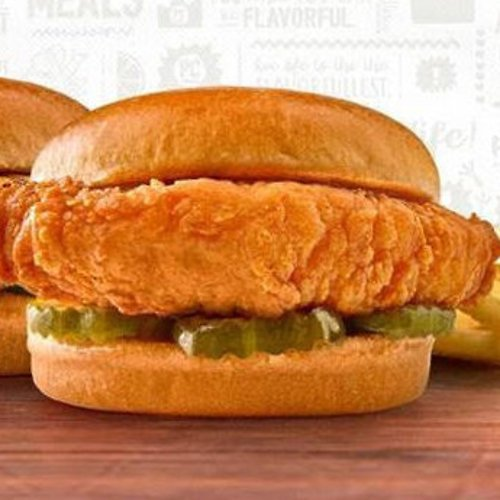 Buy One, Get One Free Chicken Sandwich Meal
