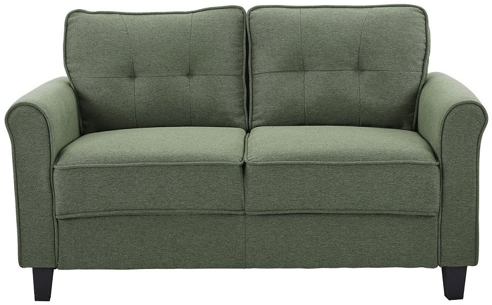 Lifestyle Solutions Hali Loveseat (2 Colors)