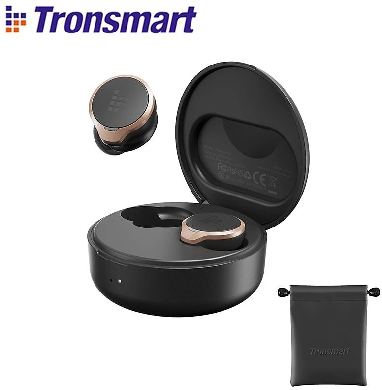 54% Off + 4$ Off W/ Code I Tronsmart Apollo Bold TWS Earbuds