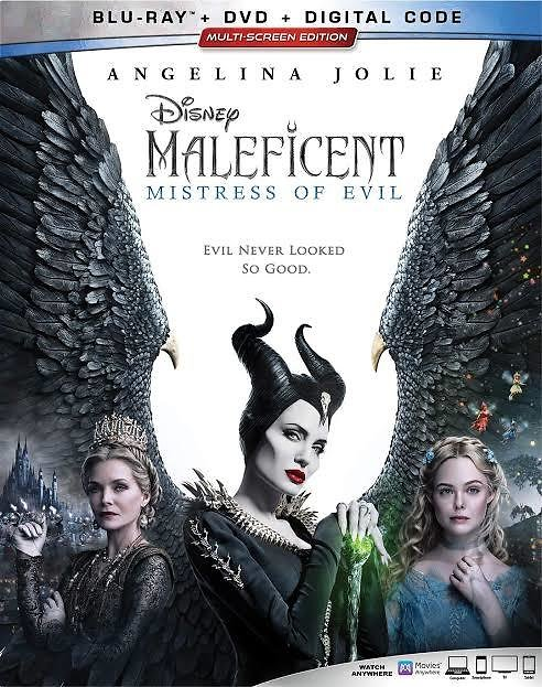 Maleficent: Mistress of Evil (Target Exclusive) (4K/UHD)