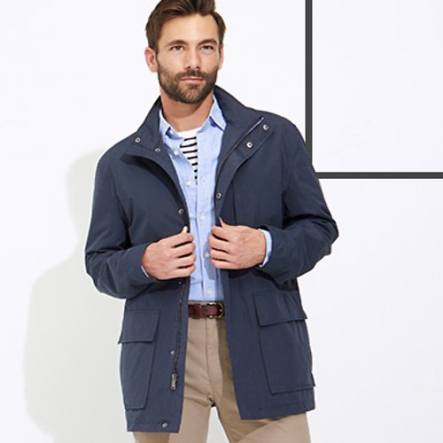 Up To 85% Off Coats & Jackets for Men