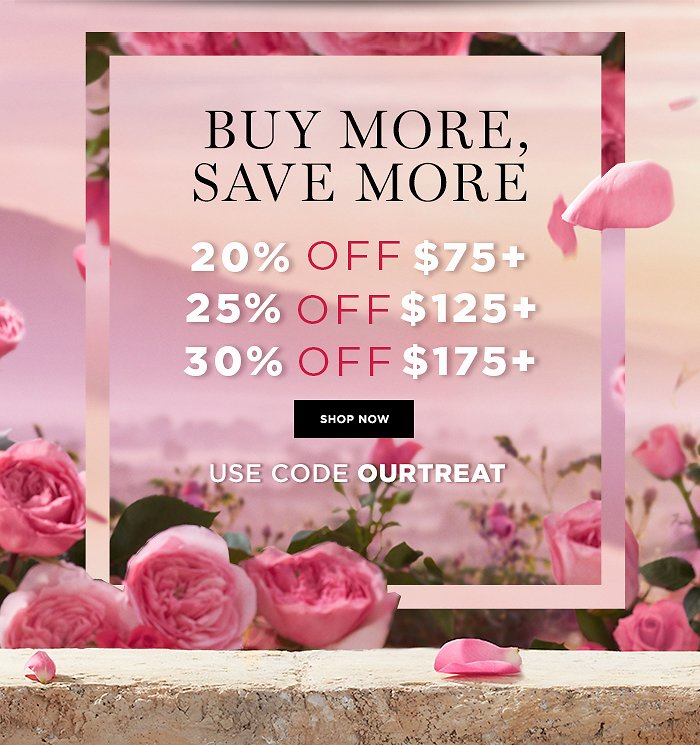 Buy More Save More! Enjoy Up to 30% Off Your Purchase - Lancôme