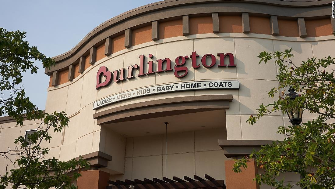 As Other Retailers Close, Burlington Plans to Open 100 New Stores