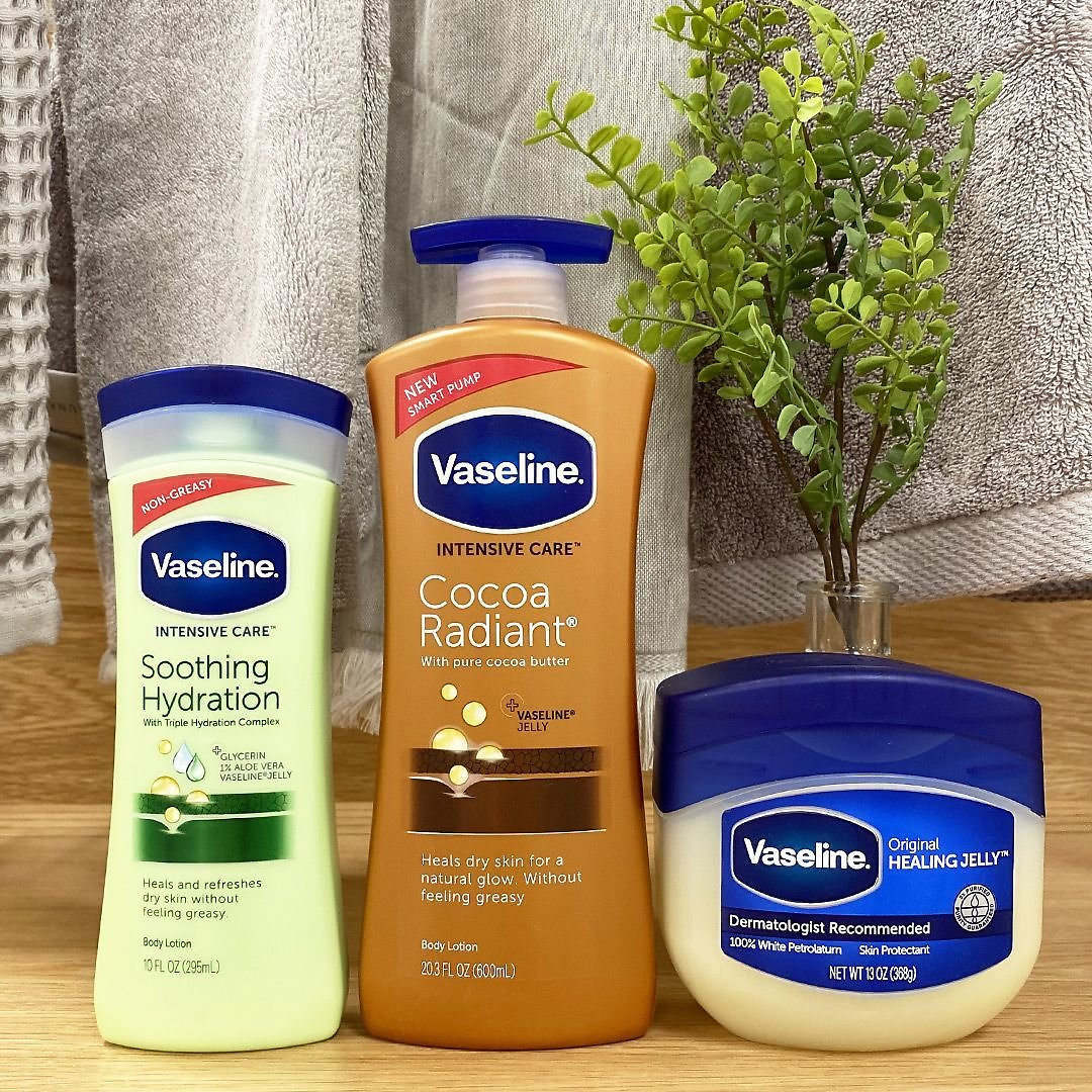 2 for $2.25 Vaseline Hand & Body Lotion