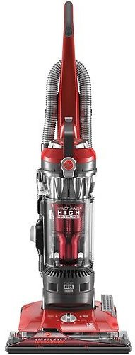 Hoover High Performance Upright Vacuum Cleaner with Filter Made with HEPA Media, UH72600