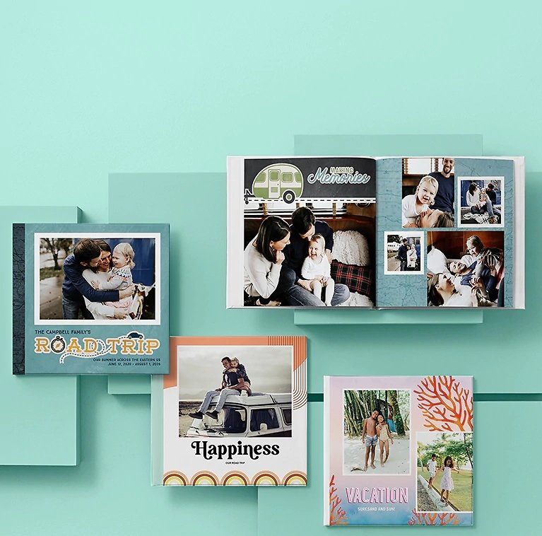 Free 8×8 Photo Book For New Customers