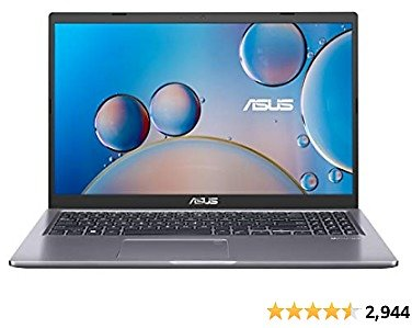 ASUS VivoBook 15 F515 Thin and Light Laptop